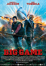 Big Game poster, juliste