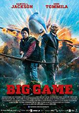 Big Game poster, juliste