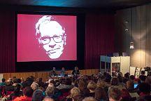 Juhlia vietettiin Peter von Baghia muistellen. Kuva: Juho Liukkonen