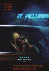 It Follows, poster, juliste.