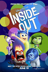 Inside out - juliste