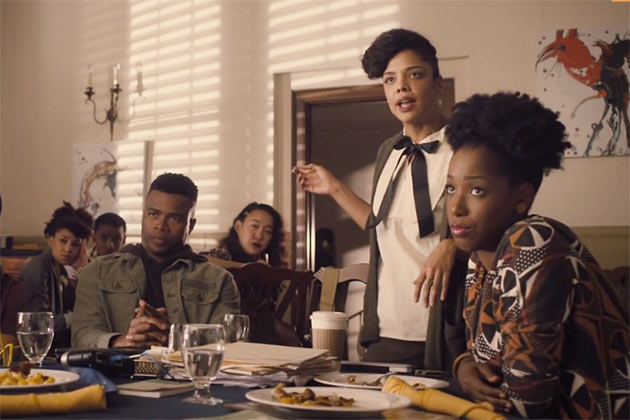 Justin Simien: Dear White People