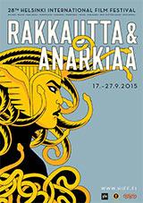 Rakkautta ja Anarkiaa 2015, juliste