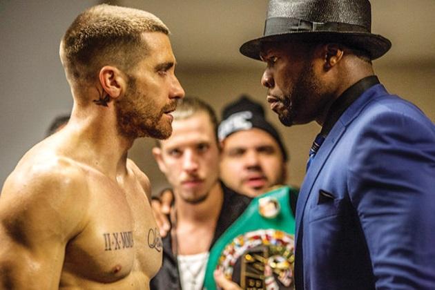 Jake Gyllenhaal ja 50 Cent