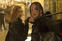 Jennifer Lawrence ja Natalie Dormer