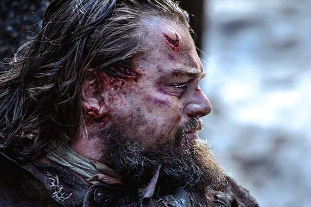 Leonardo DiCaprio elokuvassa The Revenant