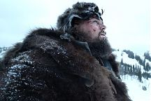 Leonardo DiCaprio on Hugh Glass