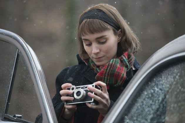 Rooney Mara on Therese Belivet
