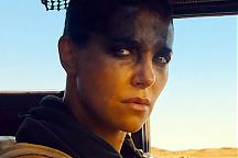 Mad Max Fury Road: Charlize Theron.