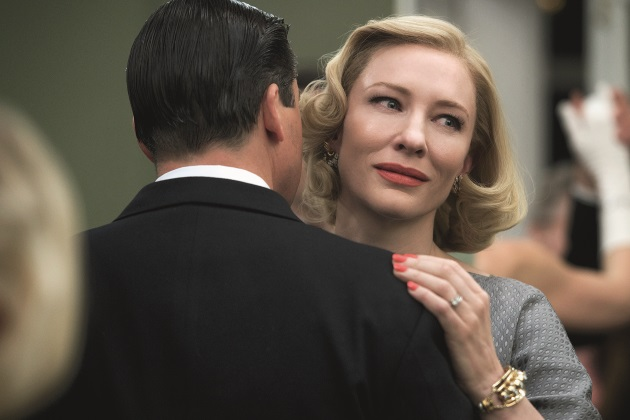 Cate Blanchett on Carol Aird