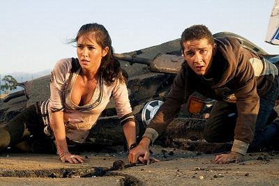 Megan Fox ja Shia LaBeouf