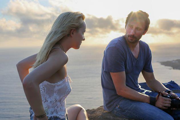 Dakota Johnson ja Matthias Schoenaerts
