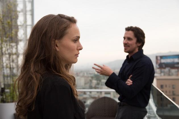 Natalie Portman ja Christian Bale