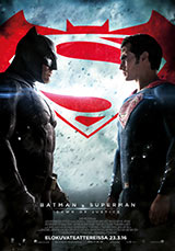 Batman V Superman -juliste