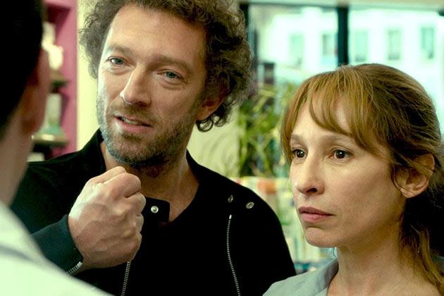 Emmanuelle Bercot ja Vincent Cassel