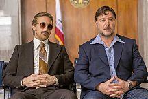 Ryan Gosling ja Russell Crowe