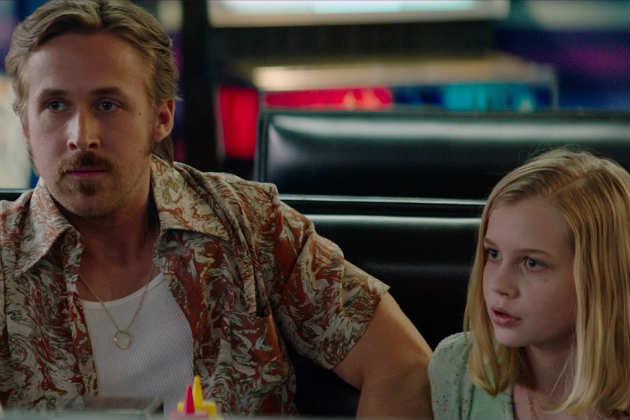 Ryan Gosling ja Angourie Rice