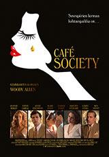 Café society, poster