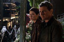 Tom Cruise ja Cobie Smulders