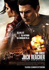 Jack Reacher 2: poster
