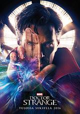 Docor Strange poster