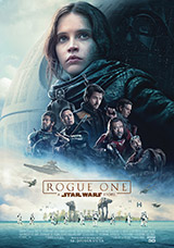 Star Wars Rogue One, poster.