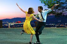 Ryan Gosling ja Emma Stone