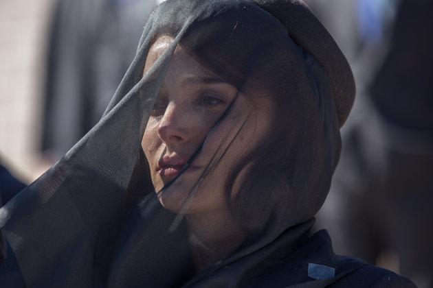 Natalie Portman on sai uransa kolmannen ehdokkuuden elokuvasta Jackie