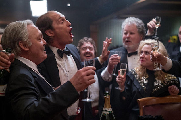 Matthew McConaughey elokuvassa Gold