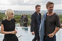 Rooney Mara, Michael Fassbender ja Ryan Gosling