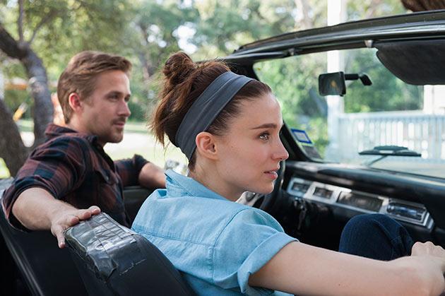 Rooney Mara ja Ryan Gosling
