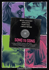 Song to song, juliste