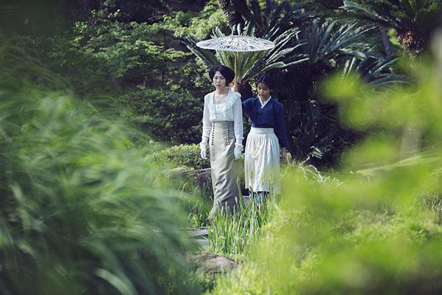 Min-hee Kim ja Tae-ri Kim