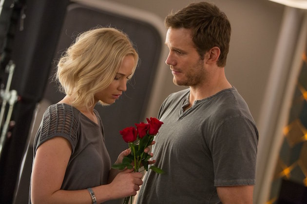 Jennifer Lawrence ja Chris Pratt