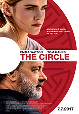 The Circle poster - Emma Watson, Tom Hanks
