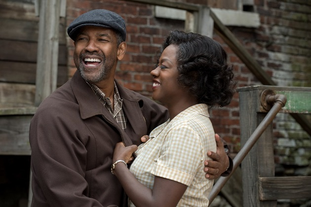 Denzel Washington ja Viola Davis