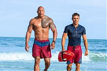 Dwayne Johnson ja Zac Efron