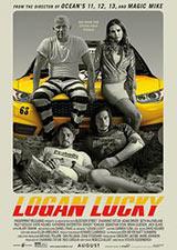 Logan Lucky, poster