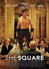 The Square, poster
