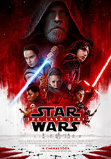 Star Wars the Last Jedi, poster