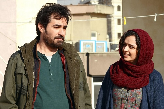 Shahab Hosseini ja Taraneh Alidoosti