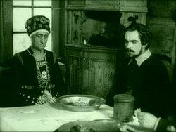 Hildur Carlberg ja Einar Röd