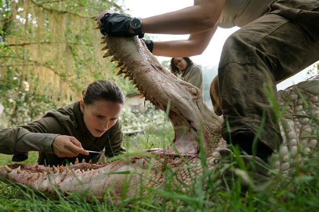 Natalie Portman ja Tessa Thompson