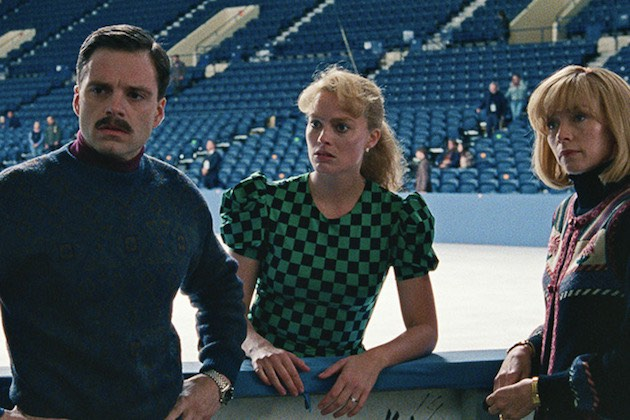Sebastian Stan, Margot Robbie ja Julianne Nicholson