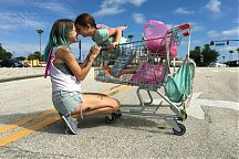 The Florida Project: Bria Vinaite ja Brooklynn Prince