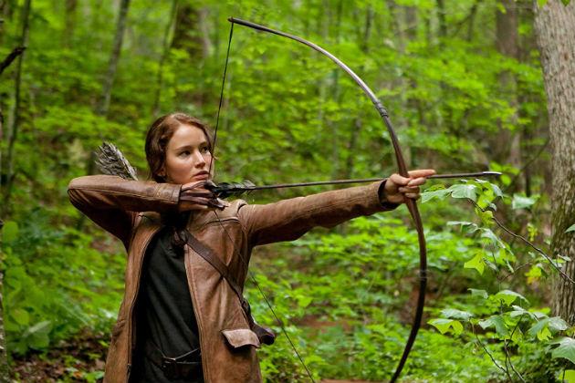 Nälkäpeli: Jennifer Lawrence