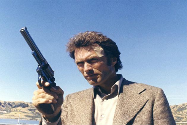 Magnum .44: Clint Eastwood