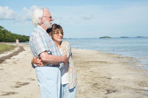 Donald Sutherland ja Helen Mirren