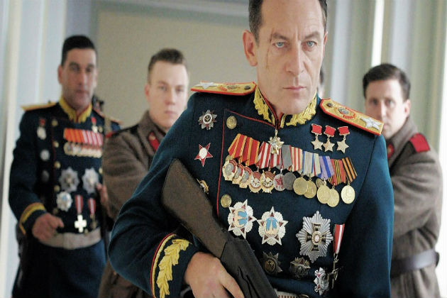 The Death of Stalin: Jason Isaacs