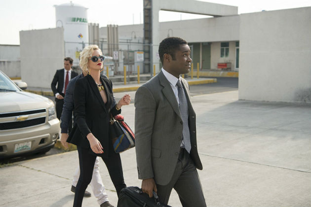 Charlize Theron ja David Oyelowo